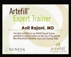 anil_rajani_artefill_trainer
