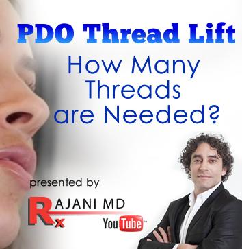 PDO ThreadLift -How Many Threads Do I Need- PDO And PLLA Facial Thread Lift