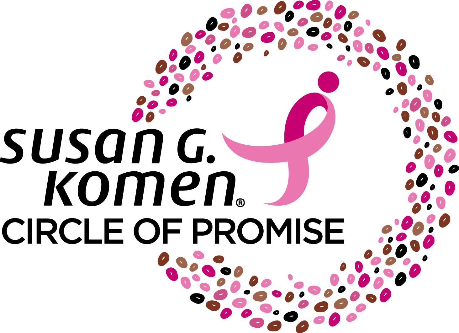 Susan G. Komen Circle of Promise logo