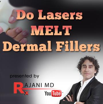Do Lasers Melt Or Remove Dermal Fillers?
