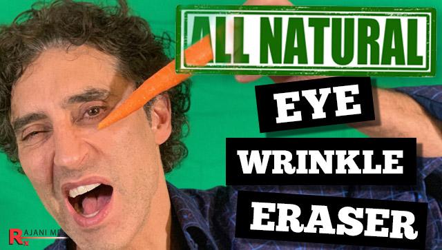 Eye Wrinkle Treatment – All Natural Under Eye Filler